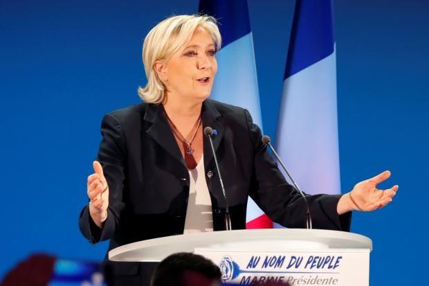 France's far-right reaches across spectrum as runoff looms