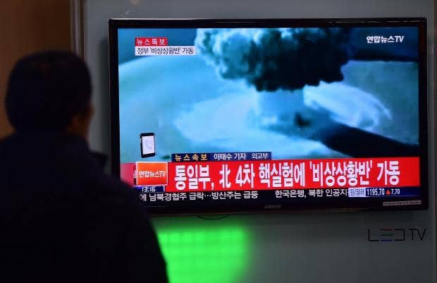 North Korea warns Australia of 'blindly toeing US line', warns of nuclear strike