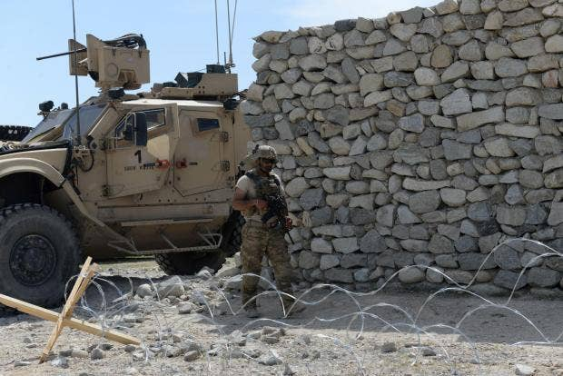 U.S. troops killed in eastern Afghanistan