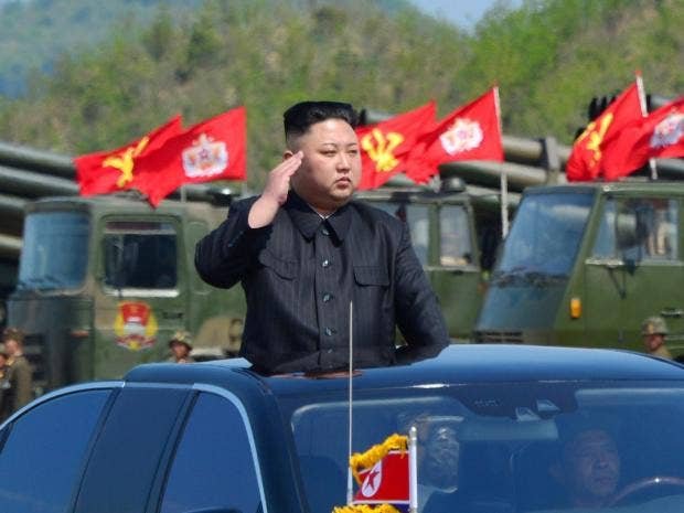 Central Intelligence Agency  plotted to kill Kim Jong-un, claims North Korea