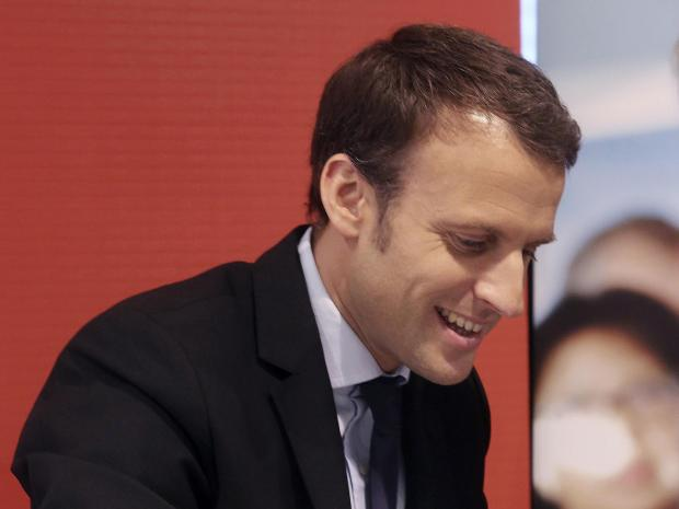 recipe: macron french have no culture [38]