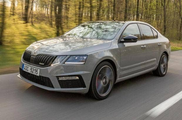 review skoda octavia vrs 2 0 tdi dsg 4x4 the independent. Black Bedroom Furniture Sets. Home Design Ideas