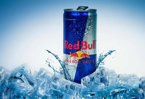 Should Heart Patients Drink Red Bull