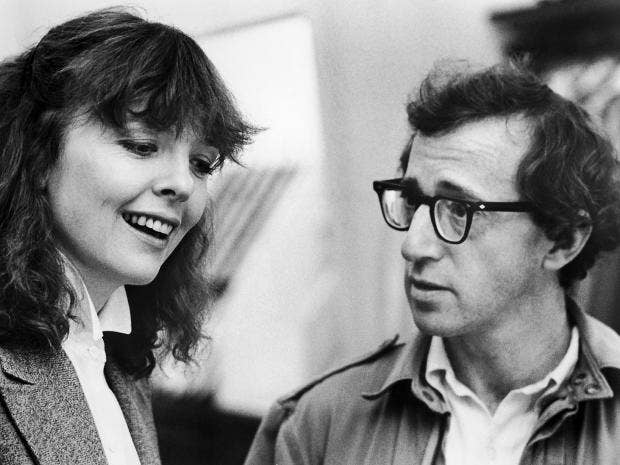 Woody Allen: When did he lose It? | The Independent Diane Keaton Woody Allen Romance