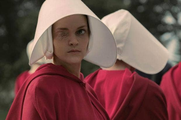 the abuse of power in a handmaids tale by margaret atwood Margaret atwood's the handmaid's tale: resistance through narrating  margaret atwood's the handmaid's tale  power over the use and abuse of language.