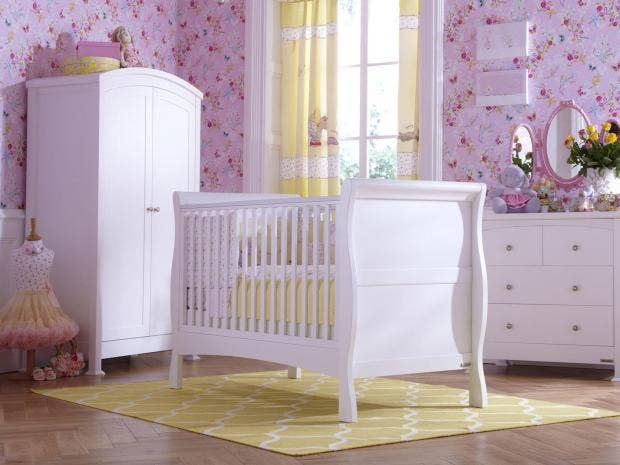 pink baby furniture. kitting the nursery out for your new arrival can be daunting with so much change on horizon it hard to know what furniture will serve pink baby l