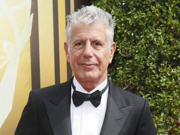 Bisexual anothony bourdain