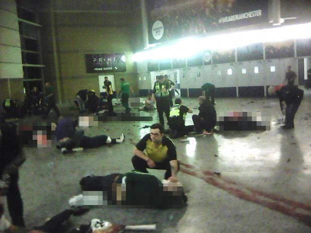 Afbeeldingsresultaat voor manchester attack