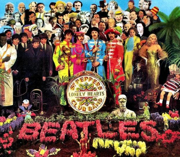 beatles anniversary 50th