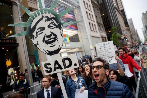 trump-protest-nyc