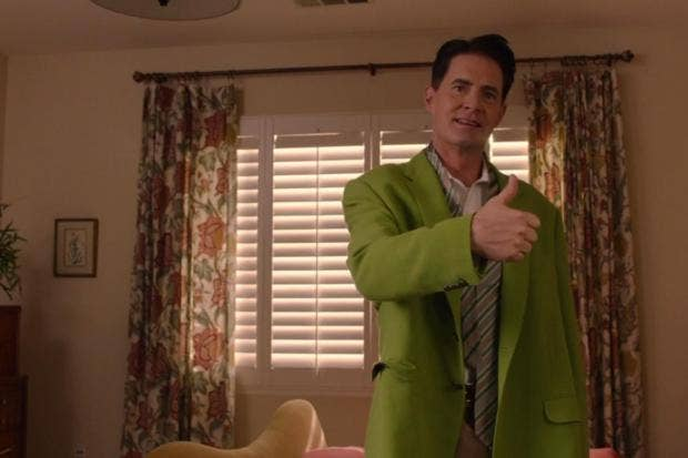 Image result for twin peaks season 3 episode 3