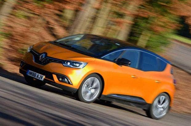 Living with the renault scenic the independent living with the renault scenic fandeluxe Images