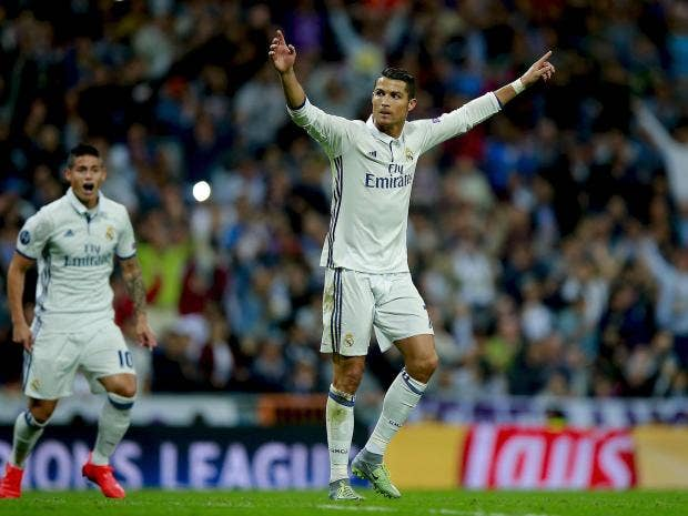 Cristiano Ronaldo joining Manchester United would be 'huge loss' to La  Liga, says league president