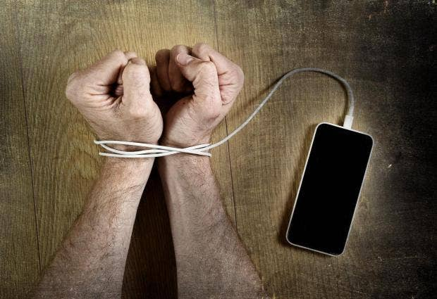 Image result for smartphone addiction