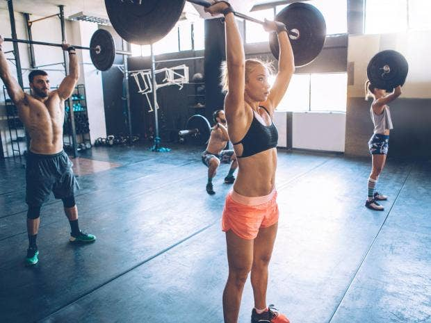 The Benefits Of CrossFit Anywhere