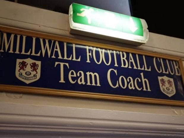 London Attack Bristol City Fans To Return A Stolen Millwall Sign Hero Roy Larner Who Fought Terrorists With Bare Hands