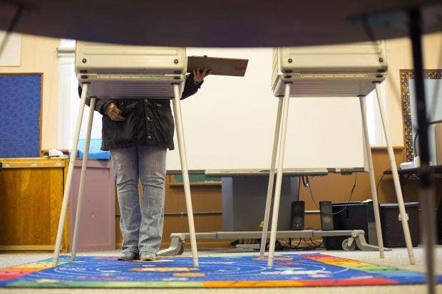 us-voting-booth