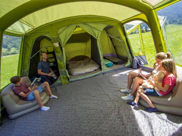Thereu0027s nothing more summery than packing up ... & 8 best family tents | The Independent