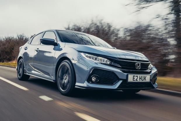 Honda Civic (2017 Model): Car Review