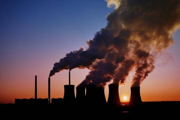Just 100 companies responsible for 71% of greenhouse gas emissions, report says