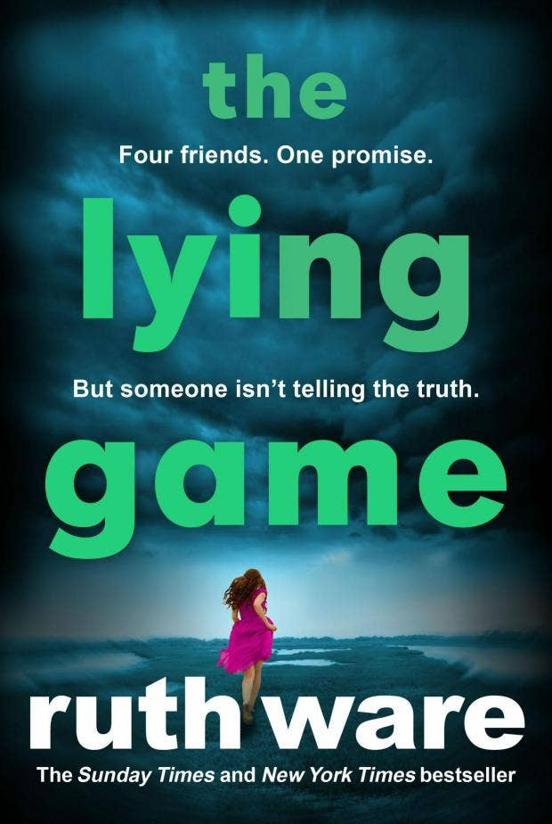 Image result for lying game book