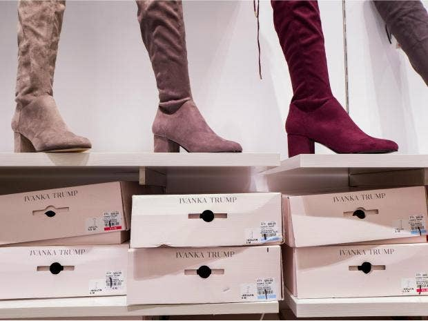 Judge orders Ivanka Trump to answer questions in lawsuit over shoe design