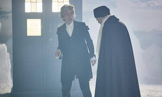 Doctor Who Christmas special 2017: Synopses and photos revealed by ...