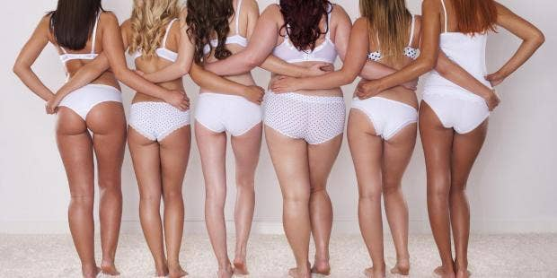 A study asked men across the world to identify the perfect ...