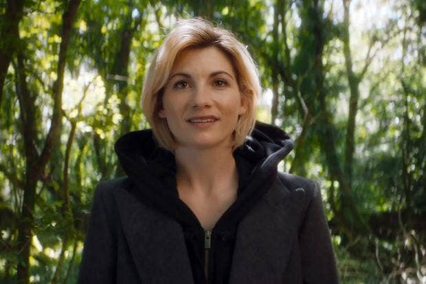 As a man, I'm thrilled that the new Doctor Who is a woman – time for the  rest of my peers to jump on board the TARDIS