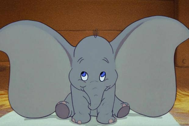 Dumbo: First look at T...