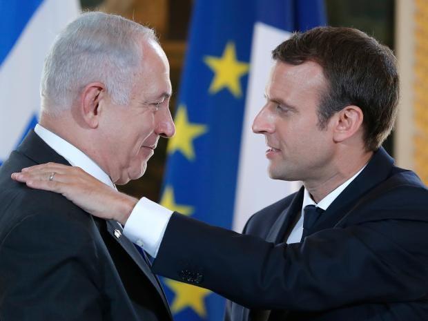 Emmanuel Macron says anti-Zionism is a new type of anti-Semitism