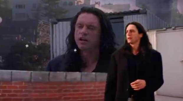 The Disaster Artist James Franco S Tommy Wiseau Syncs