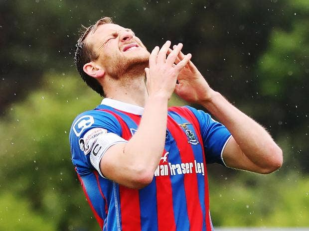 Inverness Launch Investigation After Official Club Twitter -1185