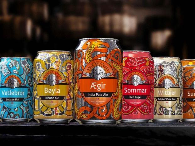 10 Best Scandinavian Beers The Independent