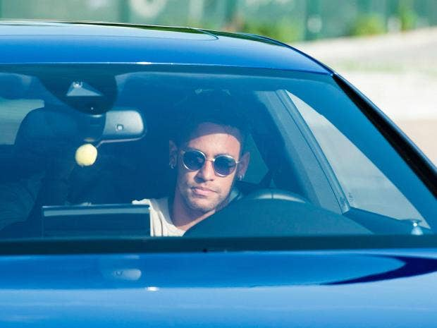 Neymar Allowed To Miss Barcelona Training To Complete 198m Psg
