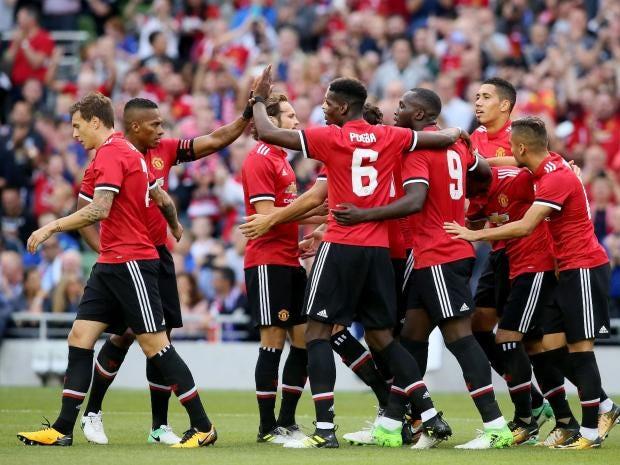 Manchester United Vs Sampdoria Five Things We Learned As Henrikh Mkhitaryan And Juan Mata Secure Win