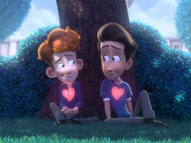 In A Heartbeat: How An Animated Short By Two Students Became An Overnight  YouTube Sensation