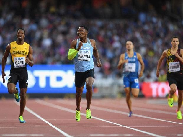 World Athletics Championships  Food Poisoning
