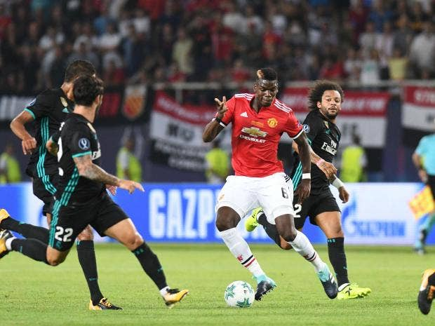 Super Cup: Manchester United Lose Honourably!