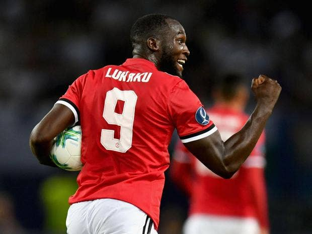 Romelu Lukaku to score first at 10/3 with BetVictor