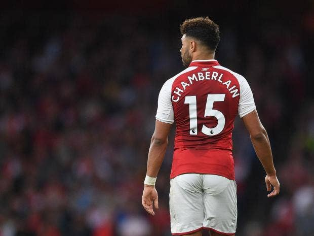 Alex Oxlade-Chamberlain Thanks Arsenal Fans For 'always