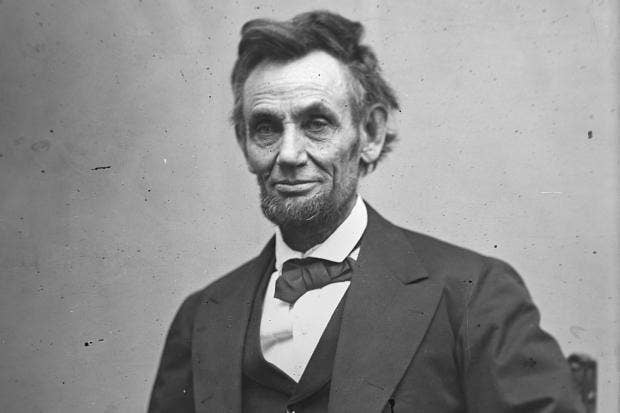 Abraham Lincoln's Gettysburg Address: The 'greatest speech in the world' –  that was only 273 words long