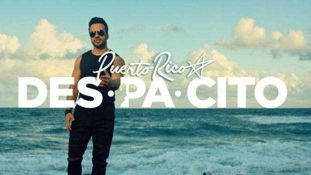 Despacito singer luis fonsi named as puerto ricos new tourism despacito singer luis fonsi has been named as an ambassador for tourism in puerto rico stopboris Images