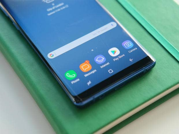 Samsung Has Just Launched The Galaxy Note8, One Of The Most Impressive  Smartphones On The Market. Itu0027s Big, Beautiful And Packed Full Of Handy  Features, ...