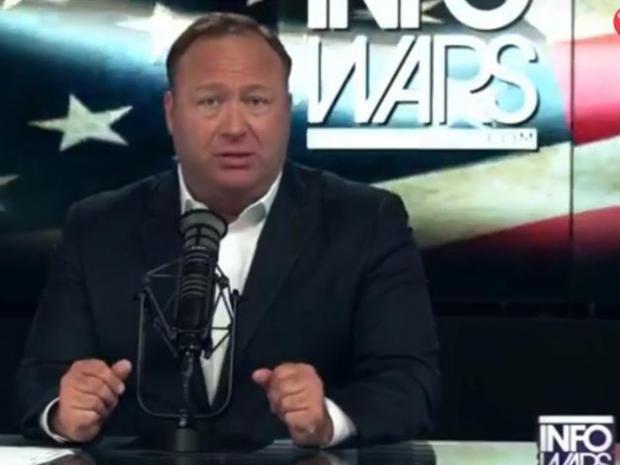 Inforwars' Alex Jones sued for defamation after misidentifying Florida  shooting gunman