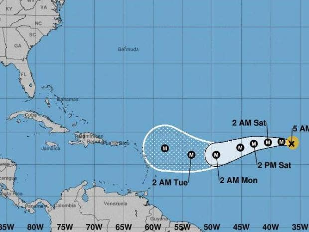 hurricane hugo a dangerous storm Other cape verde storms have included hurricane hugo, a devastating storm that took a similar path in 1989 and hurricane floyd, which hit the east coast of the us a decade later irma's travel.