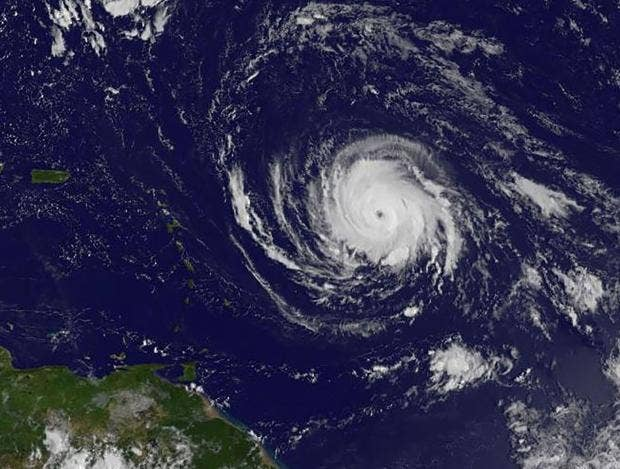 Image result for 'Catastrophic' Storm Irma likely to hit Caribbean islands, Florida