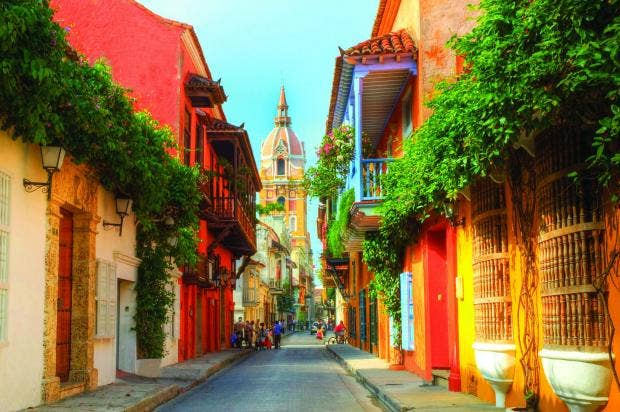 Things To Do In Cartagena De Indias The Independent - 10 things to see and do in colombia