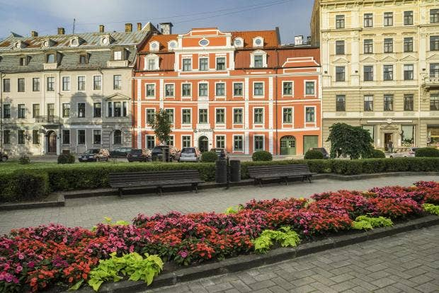 Pullman Riga Old Town Hotel Review: Historic Charm And Contemporary  Minimalism Combine In Latviau0027s Capital