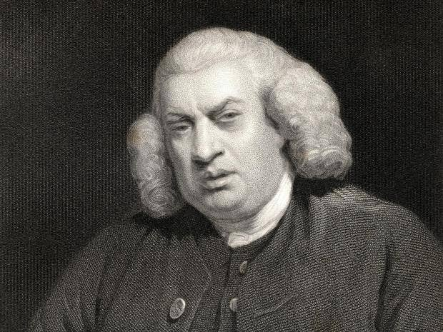 Samuel johnson celebrated lexicographers 10 finest quotes and the independent culture dr samuel johnson rex publicscrutiny Choice Image